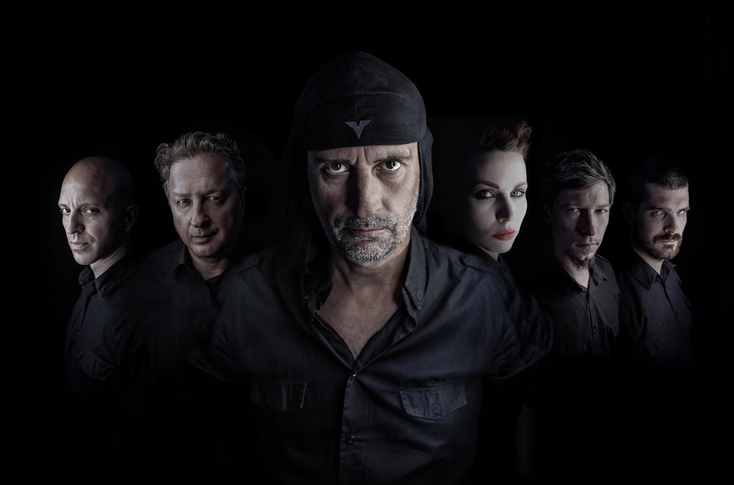 Künstlerkollektiv Laibach - die Bandmitglieder wissen die Vorzüge von Ljubljana zu schätzen