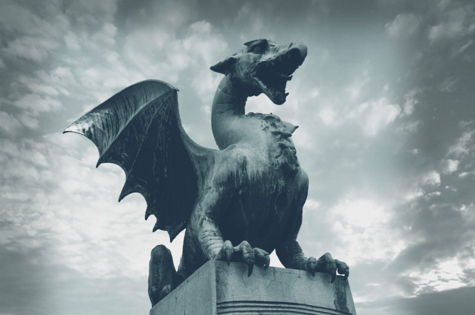 Ljubljana an einem Tag - Die berühmte Drachenbrücke