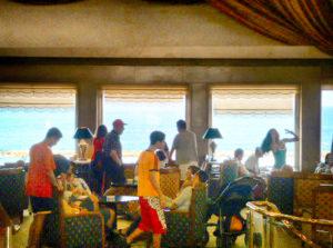 Israel-Rundreise - Tel Aviv Beach breakfastroom israel