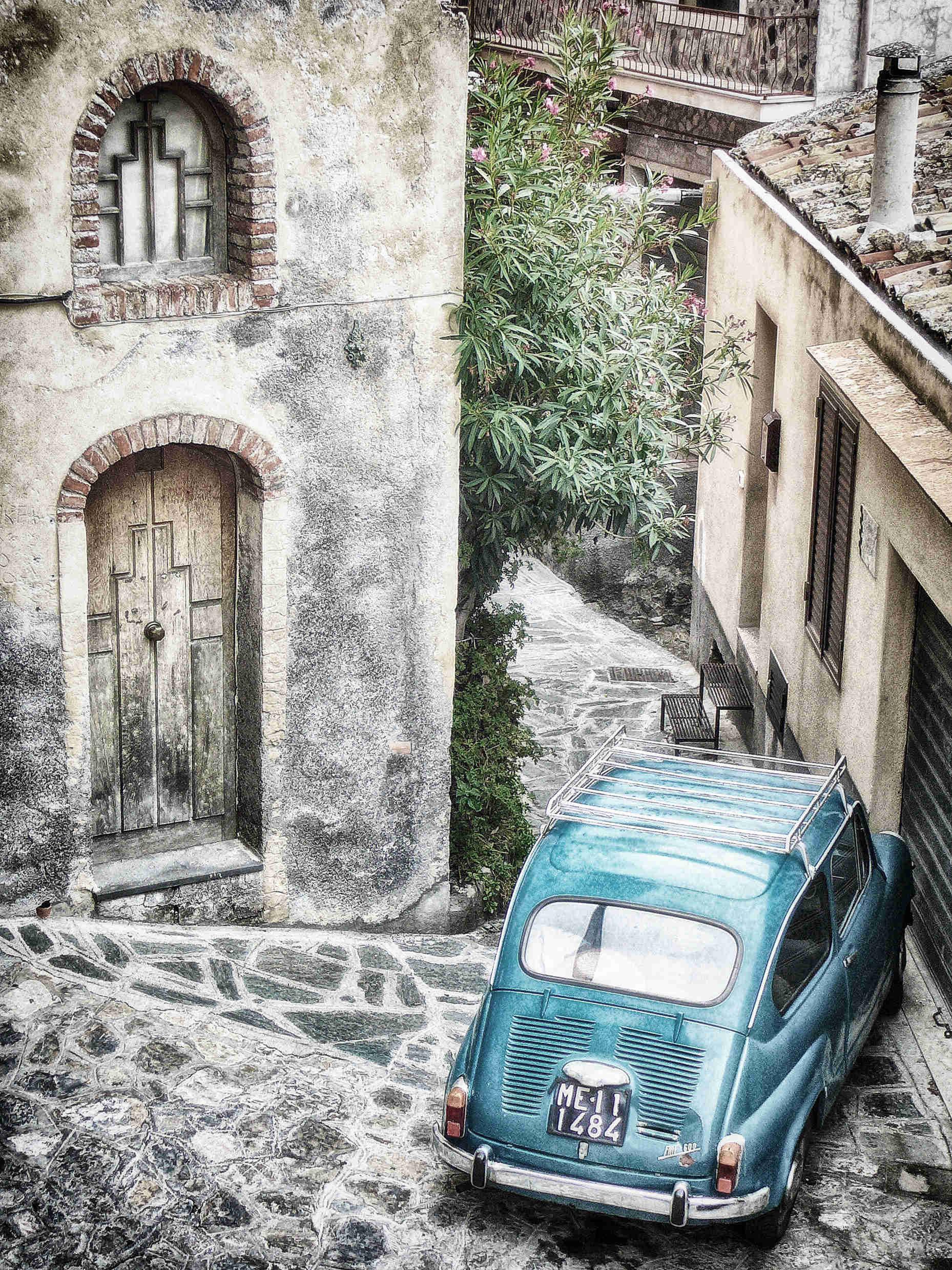 Tipps Taormina: Essen gehen in Castelmola
