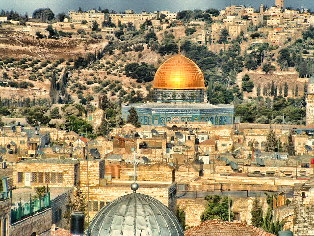 Israel-Rundreise: Jerusalem, Felsendom