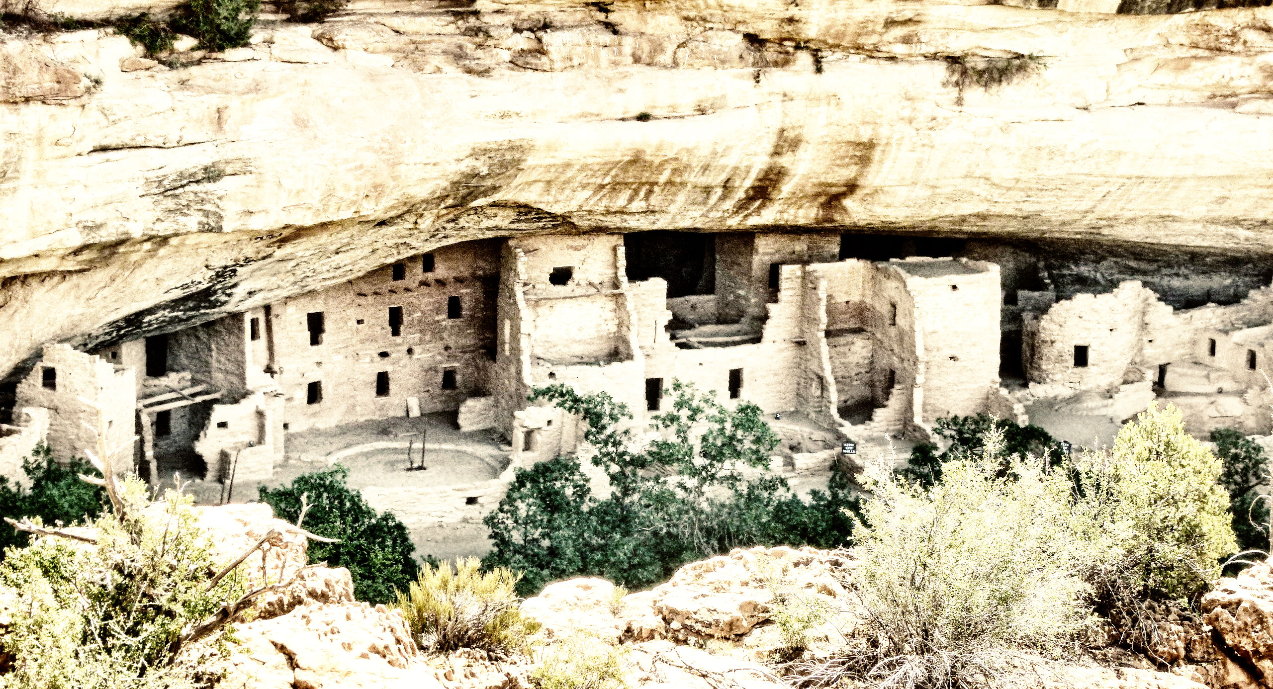 Anasazi Kultur: Die berühmten Cliff Dwellings in Mesa Verde