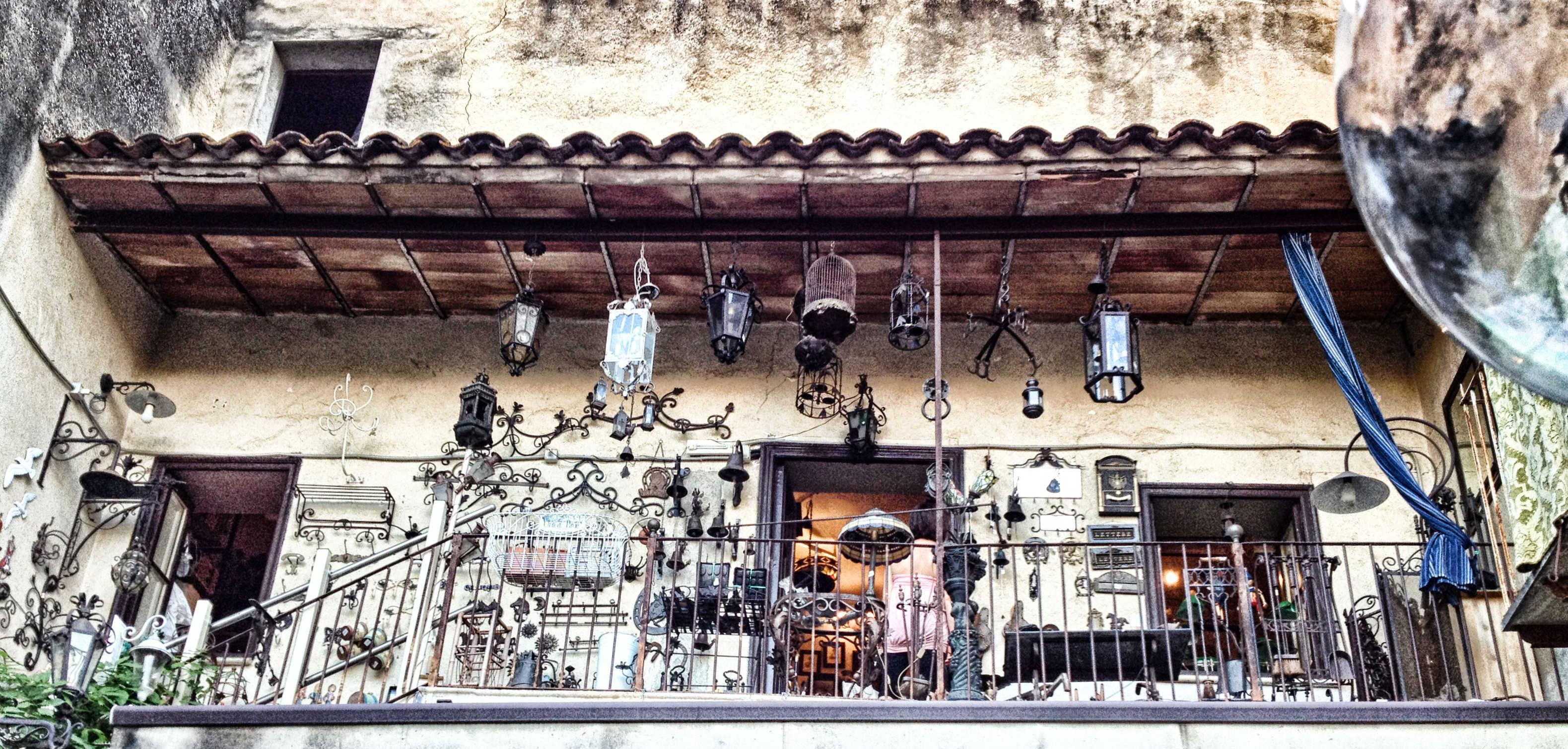 Sizilien-Rundreise Urlaub Ferienhaus Handwerkskunst