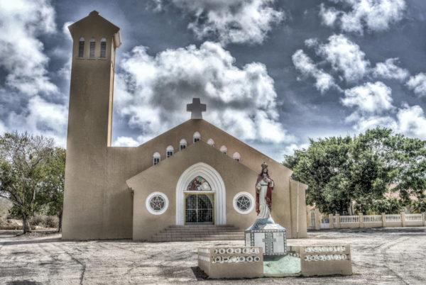 Kirche in Willemstad, Curacao: Holländisch-karibische Architektur