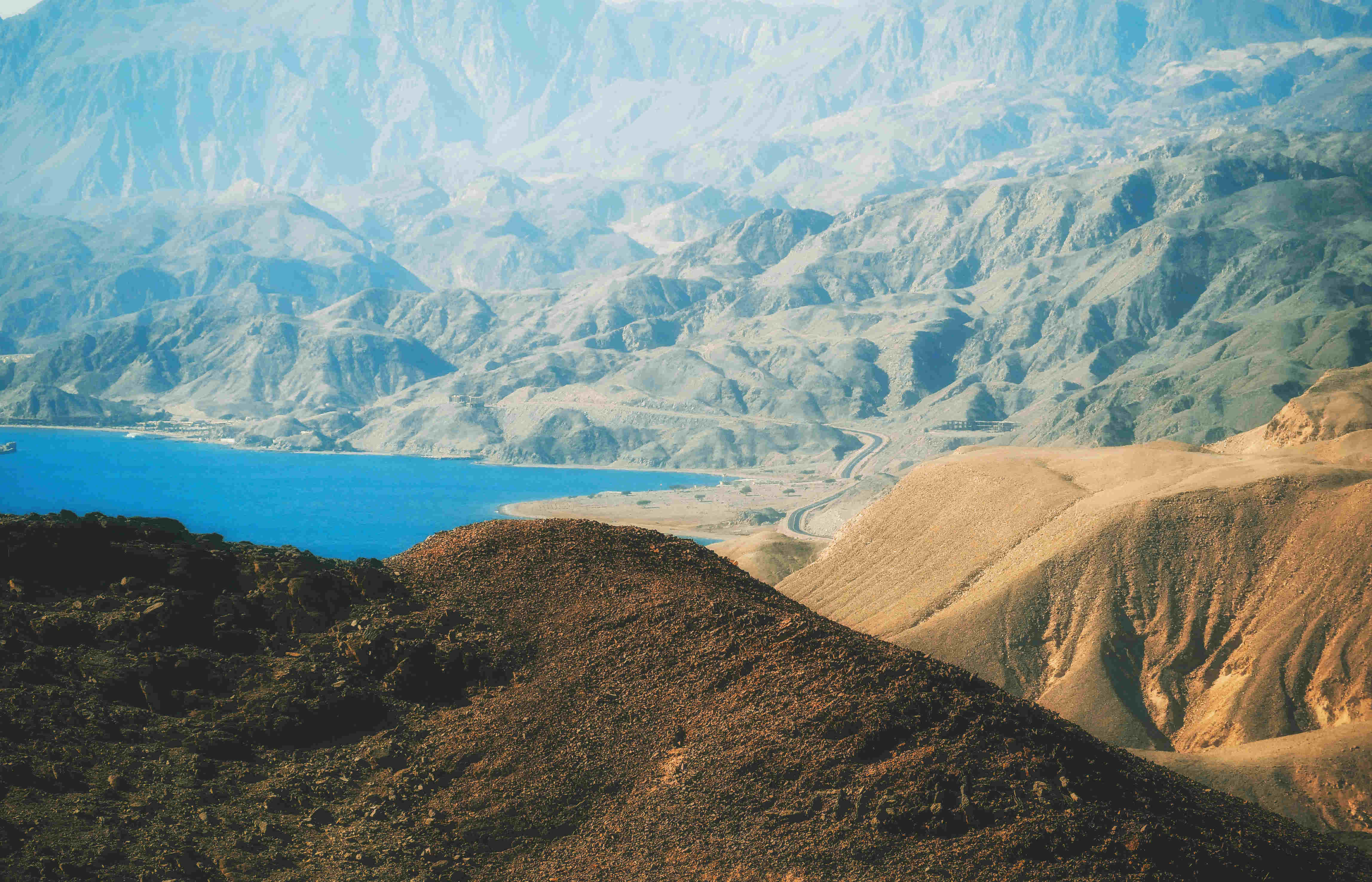 Israel Tipps Route: Eilat Rotes Meer