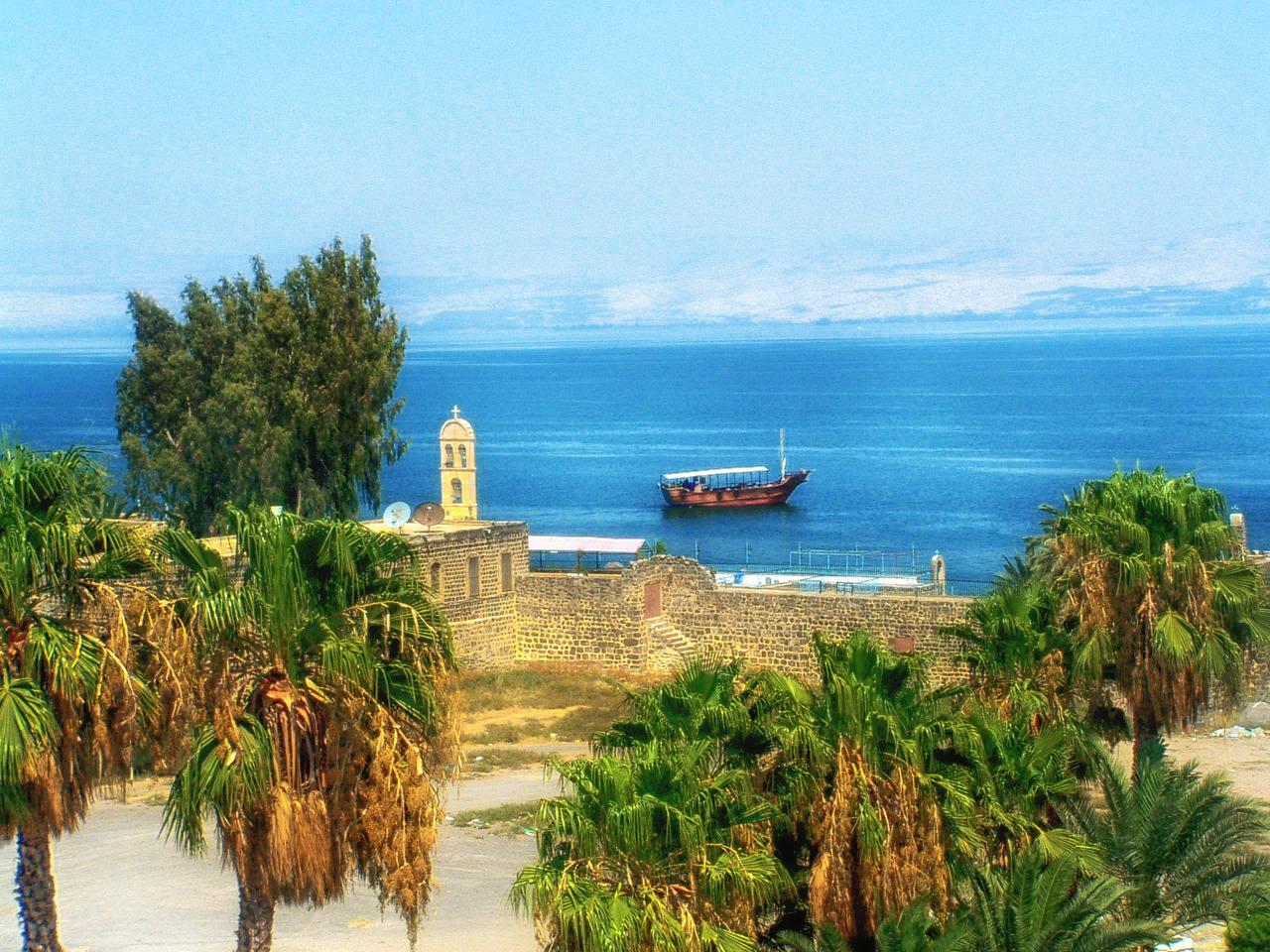 Israel Tipps Tiberias See Genezereth