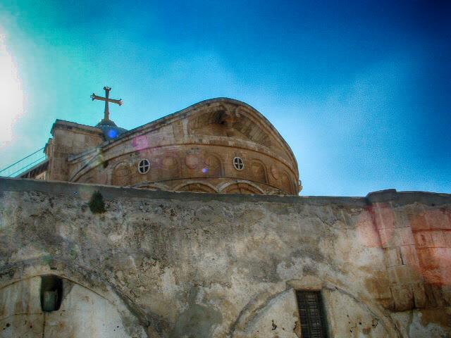 Israel Rundreise Tipps: Die Grabeskirche in Jerusalem