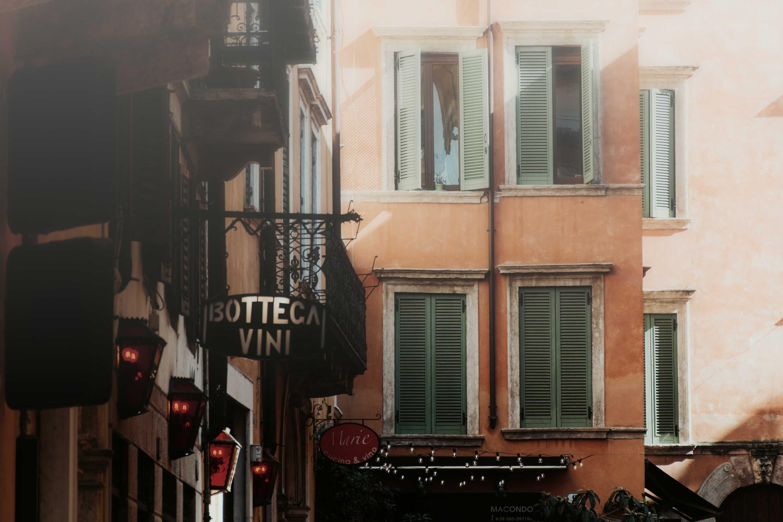 Venedig im Herbst: Bacari, Weinbars in Venedig