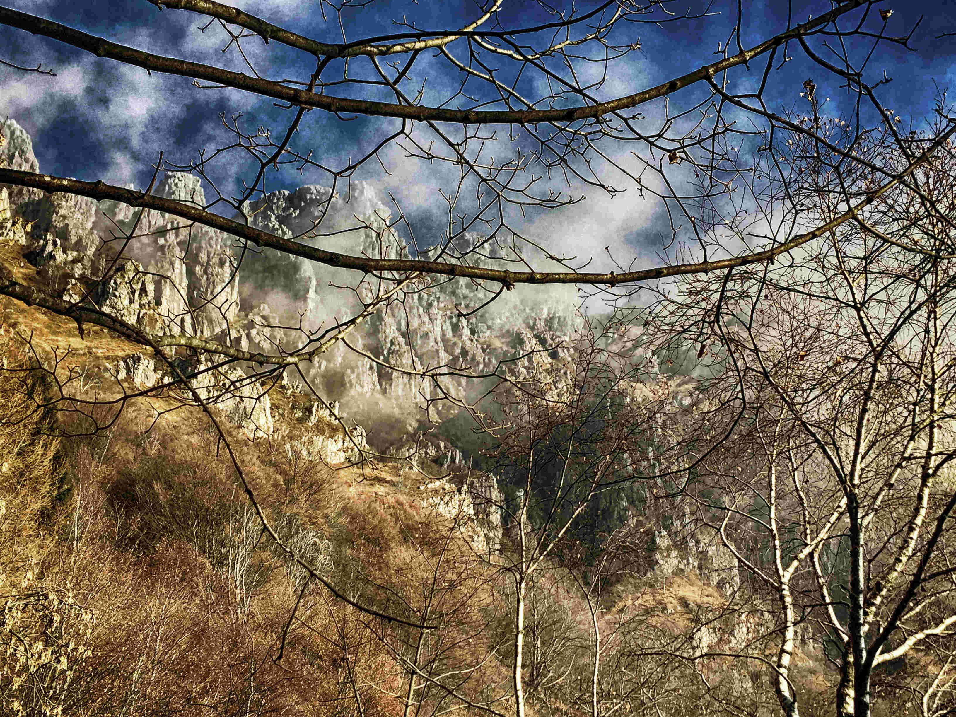 Die schönsten Berg- und Wandertouren am Comer See Bergansicht