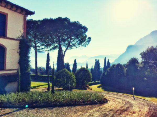 Tipps für den Comer See im Winter: Die Villa Vigoni, die Niederlassung des Goethe-Instituts