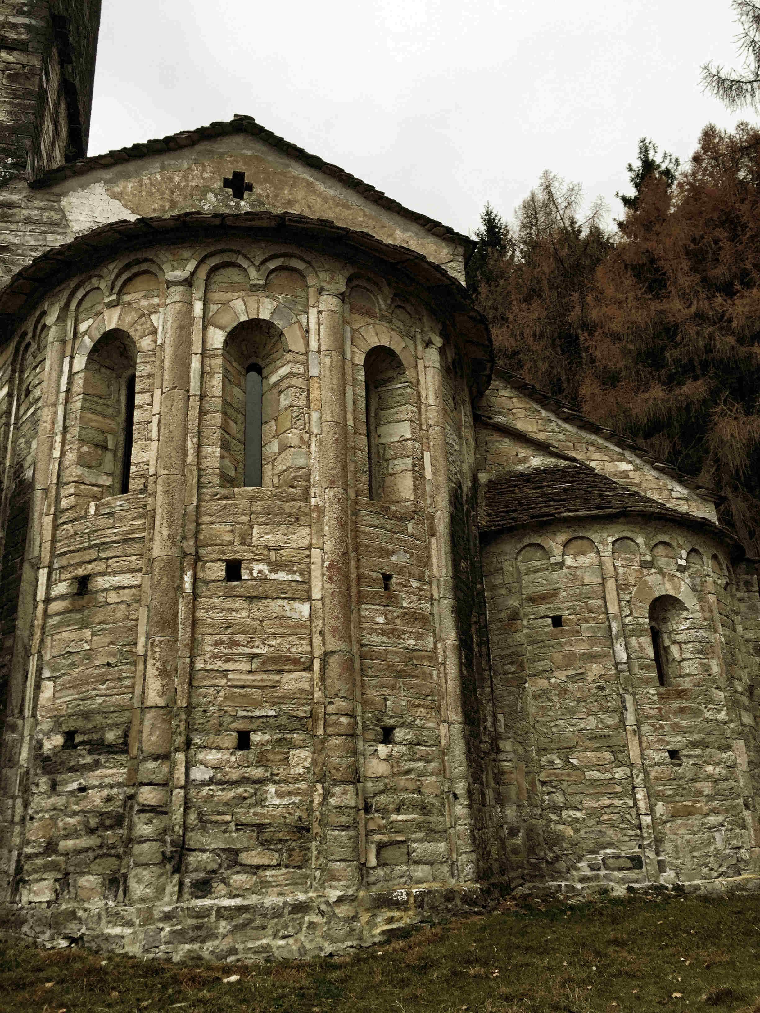 Wandertipps Comer See: Die Abtei von San Benedetto