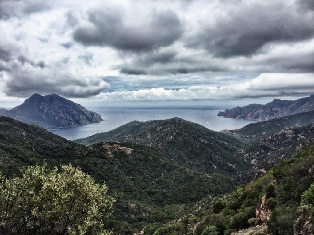 Piana auf Korsika: unbewohnte Halbinseln und Buchten