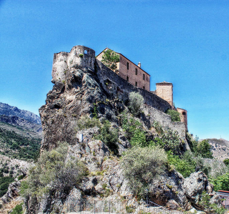 Corte - die Festung