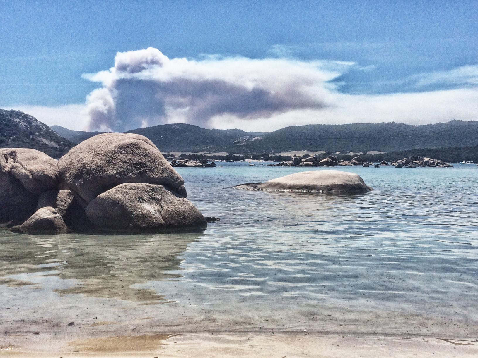 Korsische Strände im Süden