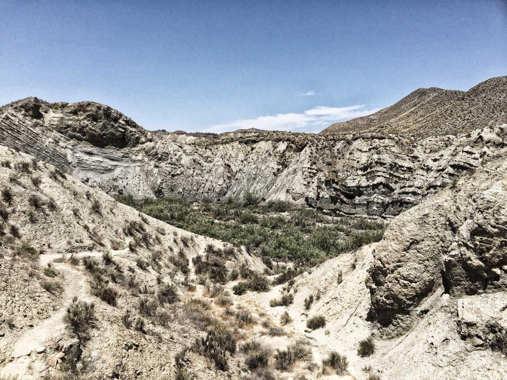 Andalusien Roadtrup durch die Desierto de Tabernas