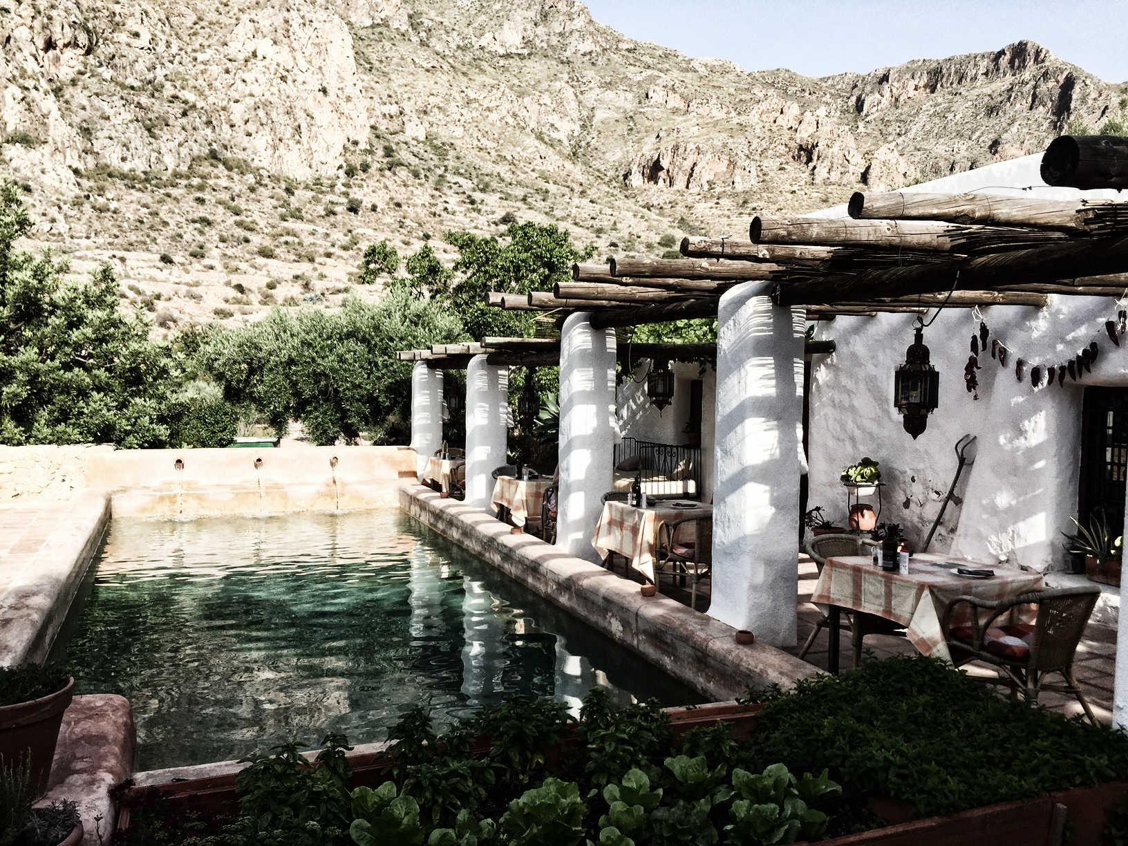 In Andalusien findet man wunderschöne und ausgefallene Hotels und Ferienwohnungen.