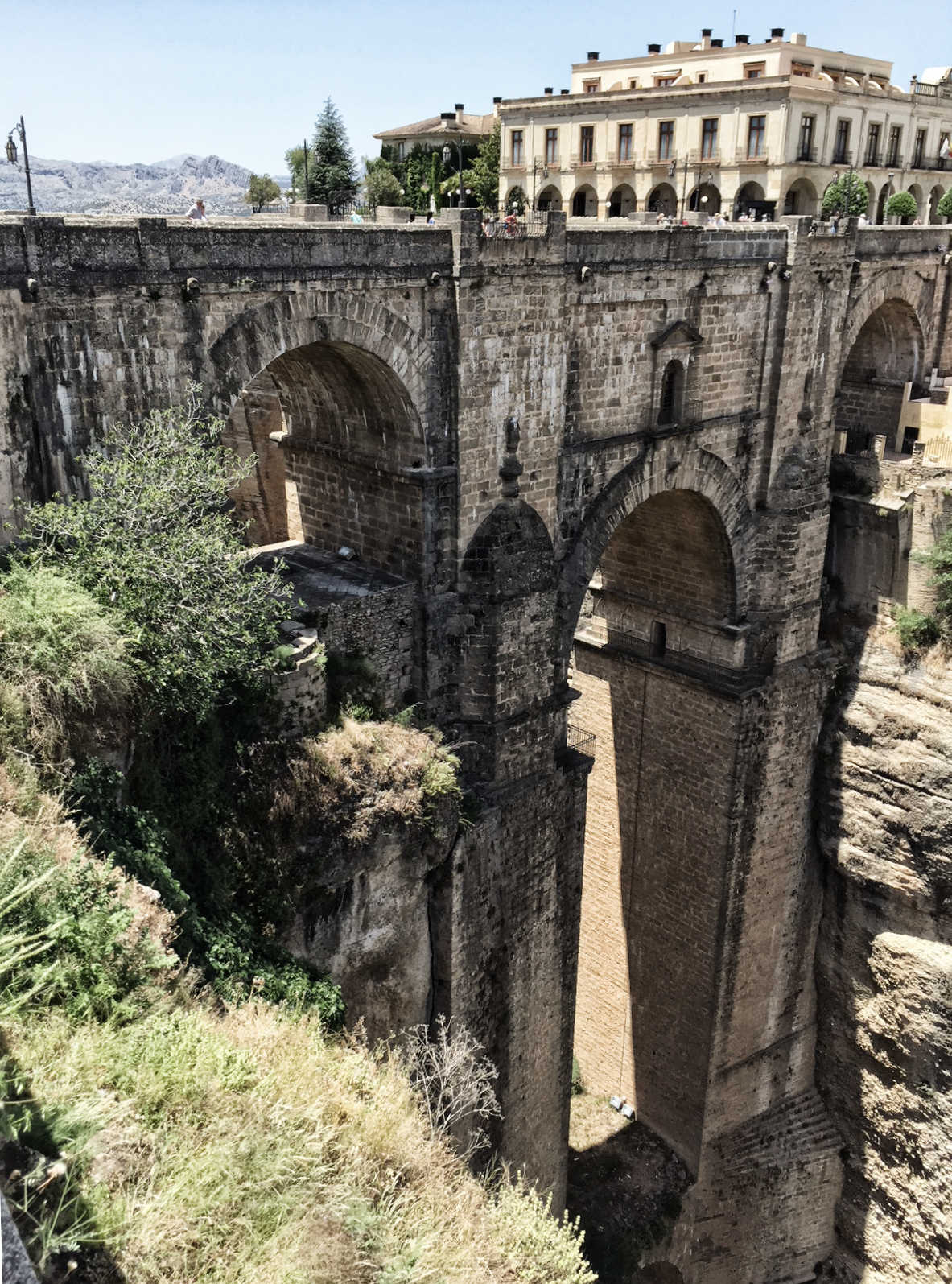 Roadtrip durch Andalusien: Puente Nuevo in Ronda