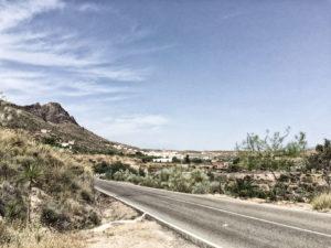 Andalusien Rundreise Tipps: Die Wüste von Tabernas