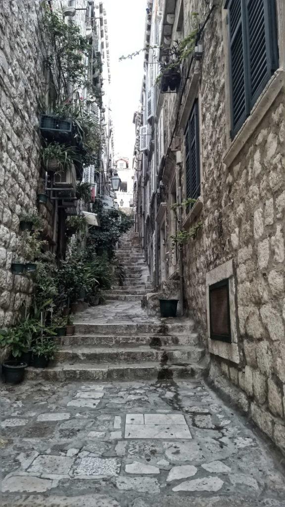Kroatien Inseln: Altstadt von Korcula
