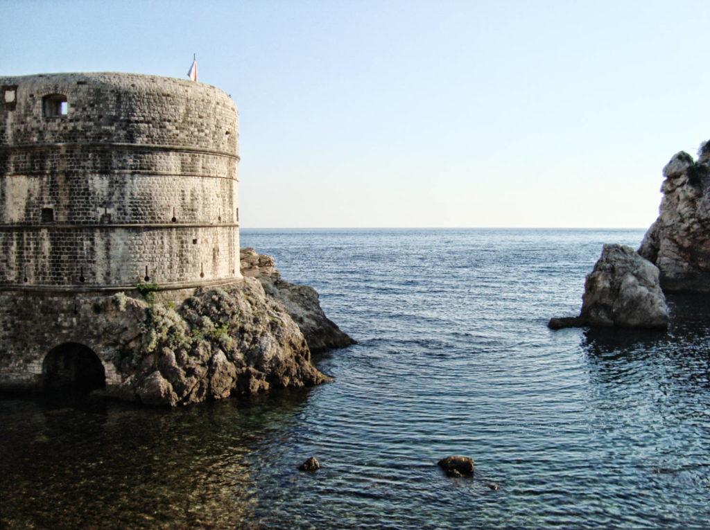 Kroatien Dubrovnik Tipps Stadtmauer