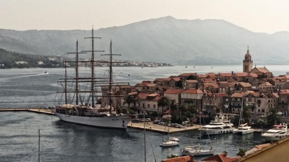 Dalmatien Kroatien Inselfieber - Korcula