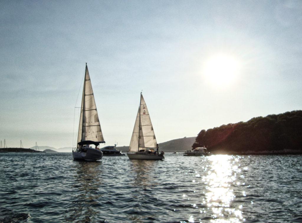 Kroatien Inseln: Pakleni Islands vor Hvar