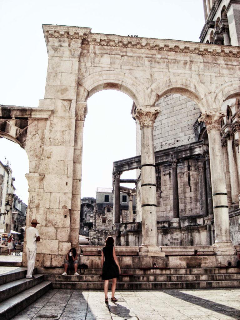Kroatien Split - Altstadt Tipps