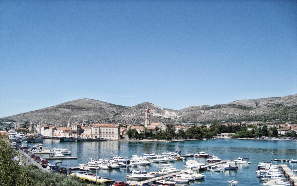 Trogir Kroatien Hafen