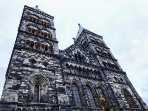 Weihnachten in Schweden - Dom in Lund