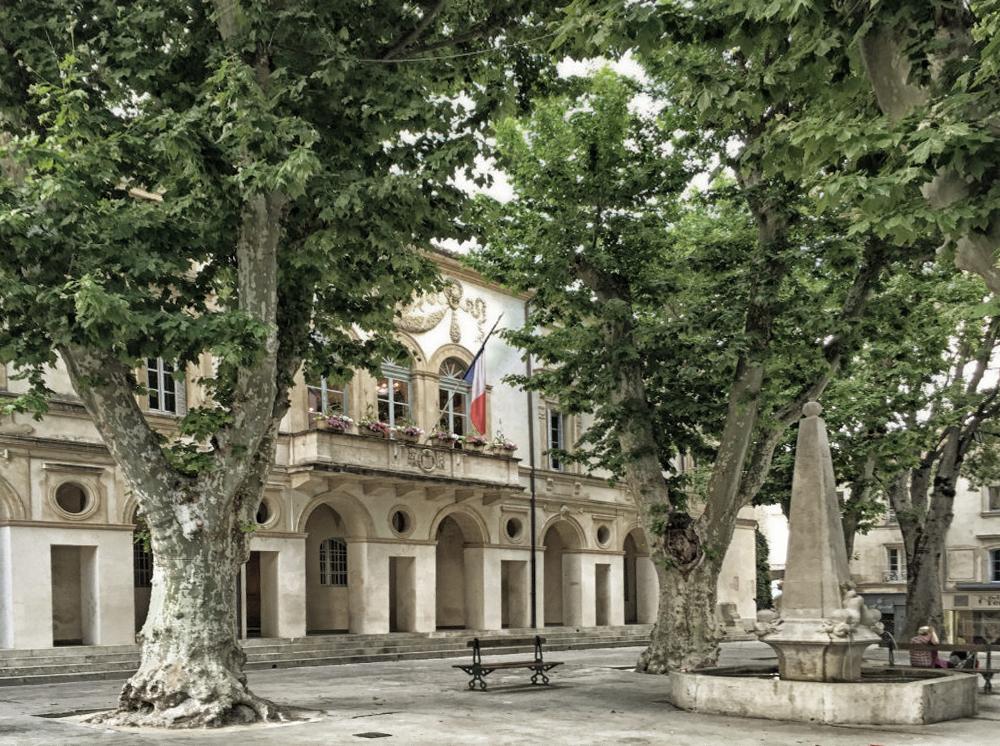 Saint-Rémy-de-Provence am Rande des Luberon