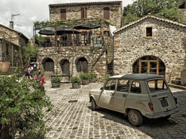 Südfrankreich Wandergebiete