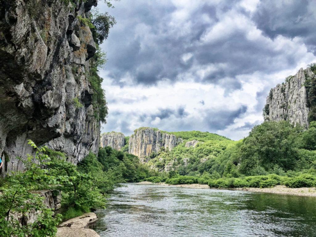 Die schönsten Wandergebiete in Südfrankreich